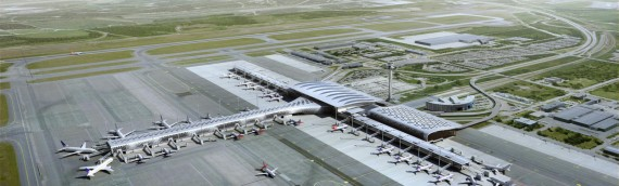 Oslo planira da leti hladi aerodrom snegom akumuliranim tokom zime